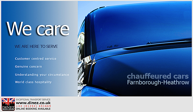 farnborough+heathrow+chauffeur+cars